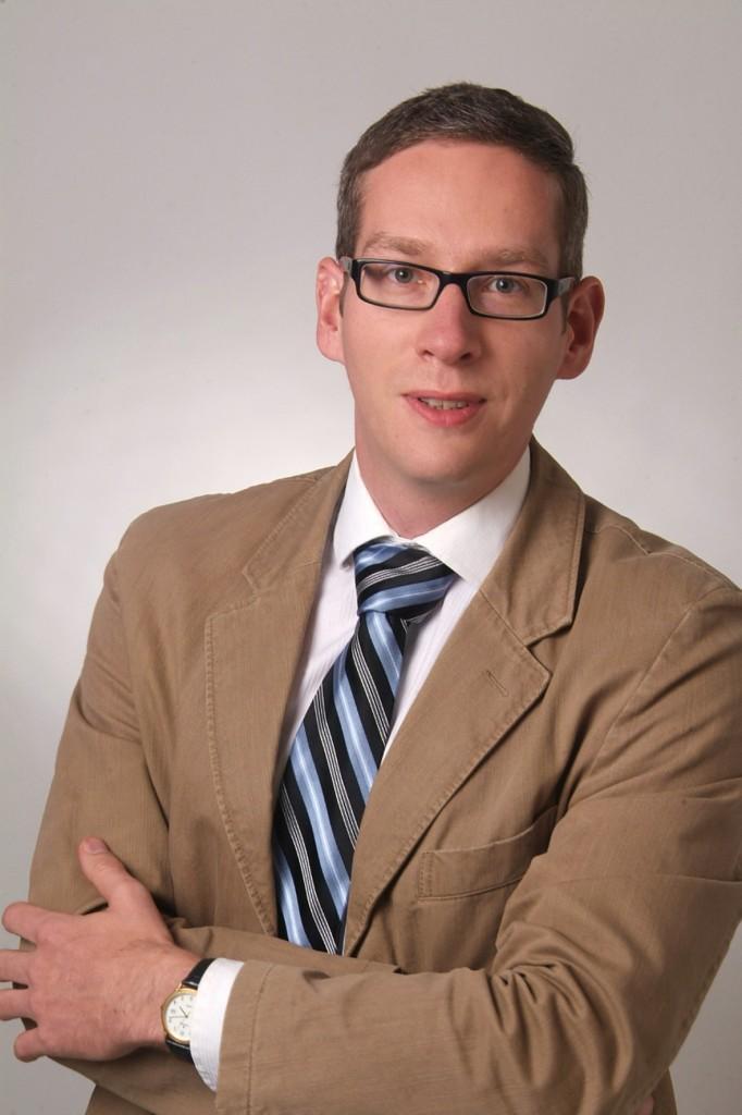 Der Politikwissenschaftler Sebastian Liebold. Foto: Frank Uhlich