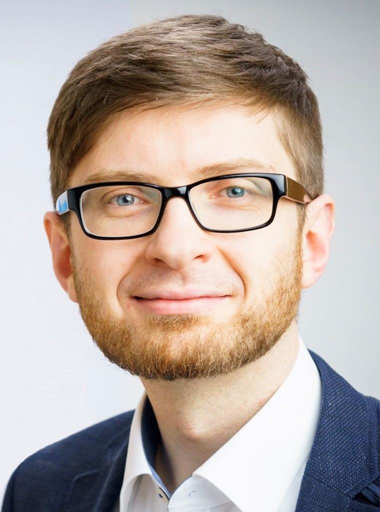 Der an der TU Dresden forschende Politologe Maik Herold forscht zum Bürger. Foto: André Wirsig