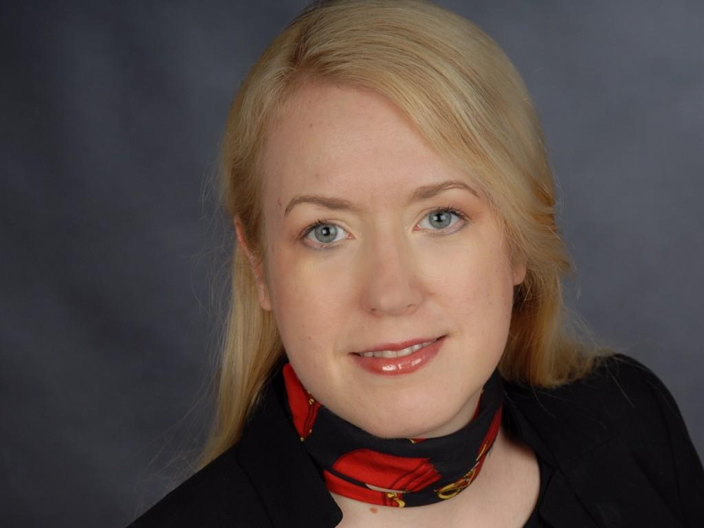 Die Juristin und politische Publizistin Liane Bednarz. Foto: privat